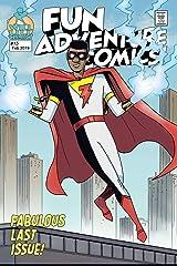Fun Adventure Comics! #15 Kindle Edition