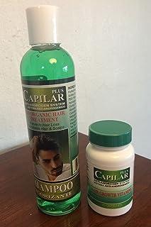 Set Capilar Plus Tratamiento Capilar Biorganico Shampoo & Capsulas Hair Loss