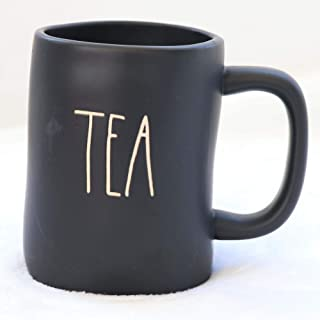 Rae Dunn by Magenta Tea Black Mug