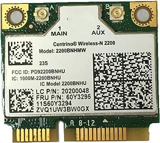 بطاقة الشبكة المحلية اللاسلكية 2200N لأجهزة لاب توب لينوفو P580 20200048، انتل 2200N MOW M PCIE NB HMC WLAN
