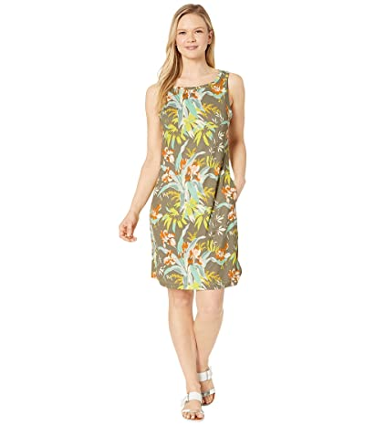 Columbia Chill Rivertm Printed Dress (Buttercup/Buttercup Print) Women