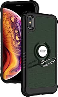 ICONFLANG Compatible Phone Case for iPhone Xs Max 6.5