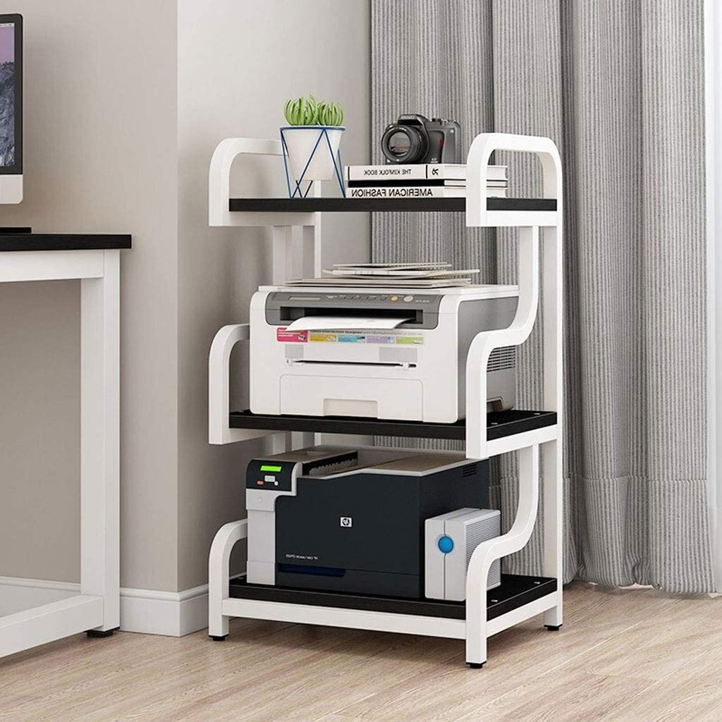 YI0877CHANG Printer 2021 spring and summer new Stand Shelf Steel Large special price !! Multi Frame