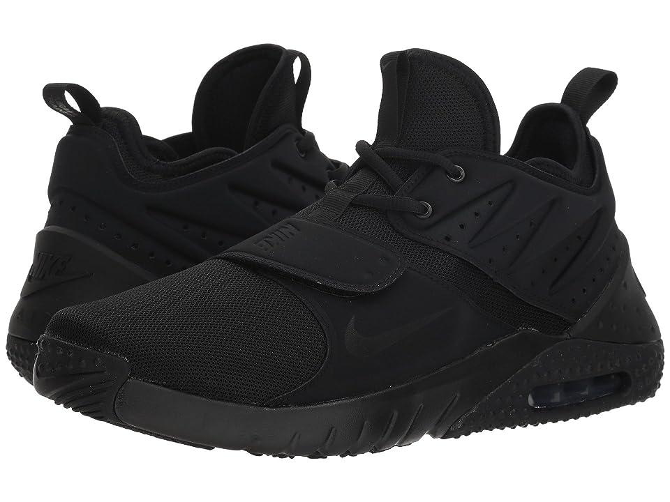 Nike Air Max Trainer 1 (Black/Black/Black) Men