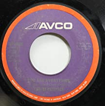 The Stylistics 45 RPM You Are Everything / Country Living