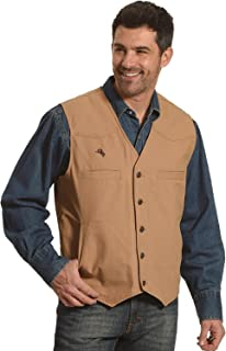 Wyoming Traders Men's Texas Concealed Carry Vest - Tt-Tan