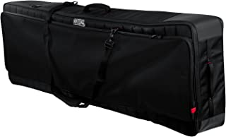 Gator Cases Pro-Go Ultimate Keyboard Gig Bag with Removable Backpack Straps; Fits 88-Note Keyboards (G-PG-88)