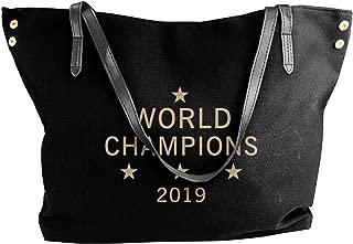 US Women's Soccer Team Win World Champions Four Title 2019 Women Shoulder Bag,shoulder Bag For Women
