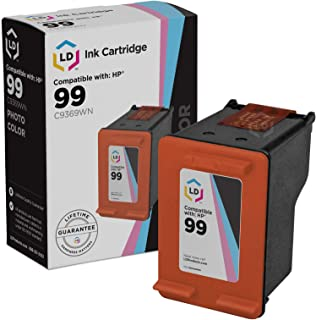 LD Remanufactured Ink Cartridge Replacement for HP 99 C9369WN (Photo Color)