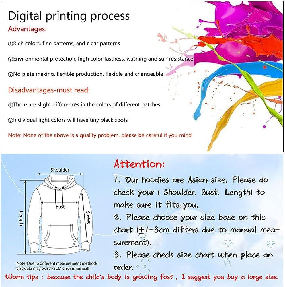 2021 Autumn Hoodie Clothing 3d Digital Color Printing Hoodie Fashion Sweatshirt Men Printing Street Men's Sportswear Pullover