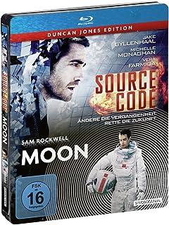 Duncan Jones Edition - Source Code / Moon [Steelbook] [Blu-ray] [Alemania]
