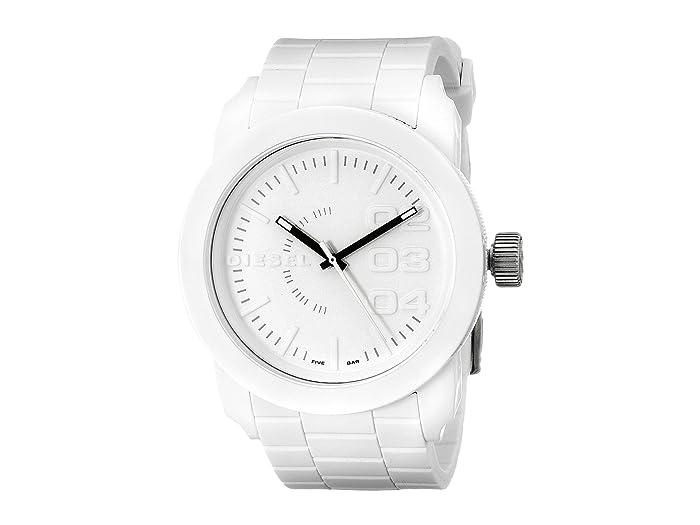 Diesel  Franchise DZ1436 (White) Analog Watches