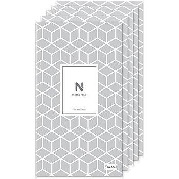 【正規品】Neo smartpen [ 5冊 ] メモノート 切り取りタイプ デジタルノート ミニサイズ NDO-DN107-5B