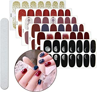 Best sticker nail polish color street Reviews
