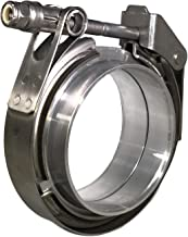 ETL Performance 252006 4.00 Inch V-Band Clamp and Aluminum Flanges Assembly