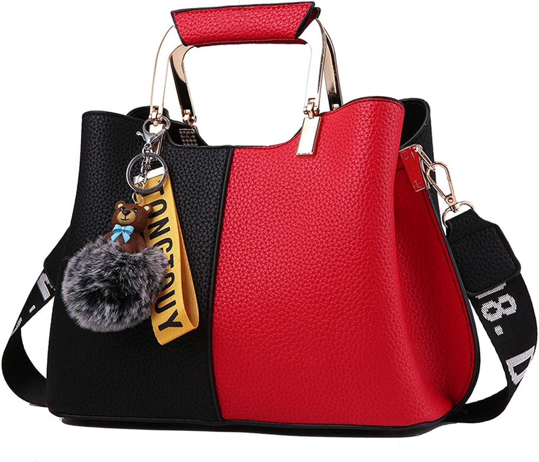 Women Top Handle Bag Crossbody Elegant Stitching Handbags Albuquerque Mall Ranking TOP18