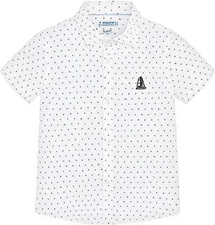 Mayoral, Camisa para niño - 3164, Blanco