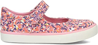 Girls' Shoes Kids' Clothing, Shoes & Accs Girls Clarks Casual Flat Shoes 'Brill Gem'