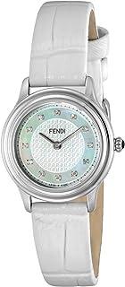 [フェンディ] 腕時計 クラシコラウンド ホワイトパール文字盤 F250024541D1 並行輸入品 ホワイト