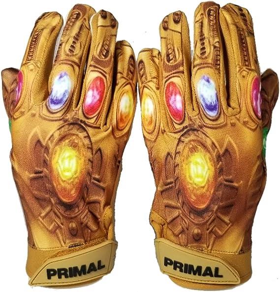 """PGX Baseball Adult Infinity Stones Batting Gloves /""""POWER STONES/"""" Size Large"""