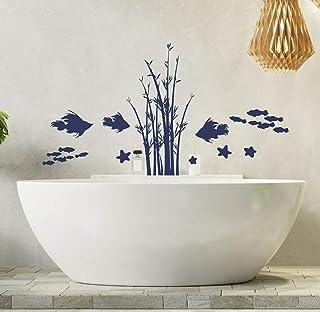 Suchergebnis Auf Amazon De Fur Wandtattoo Badezimmer Blau Kuche Haushalt Wohnen