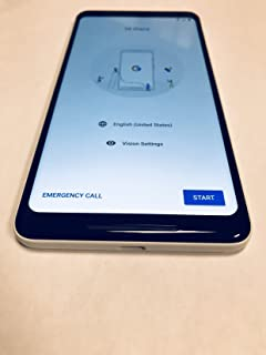 Google Pixel 2 XL 64GB - White and Black - GSM/CDMA - 4G LTE - Factory Unlocked - G011C