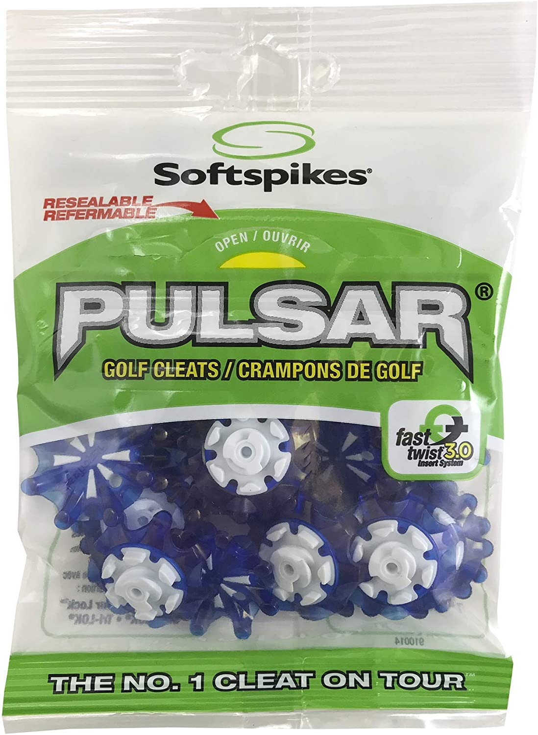 SOFTSPIKES Pulsar Fast Twist 3.0 Cleats 16 Max 61% OFF Count Max 49% OFF Golf
