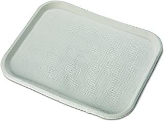 Chinet 20804CT Savaday Molded Fiber Food Trays, 14 x 18, White, Rectangular (Case of 100)