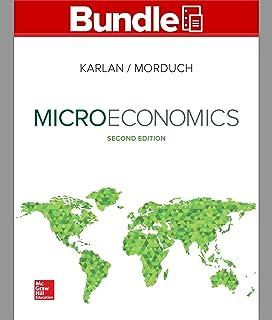 Gen Combo Looseleaf Microeconomics; Connect Access Card