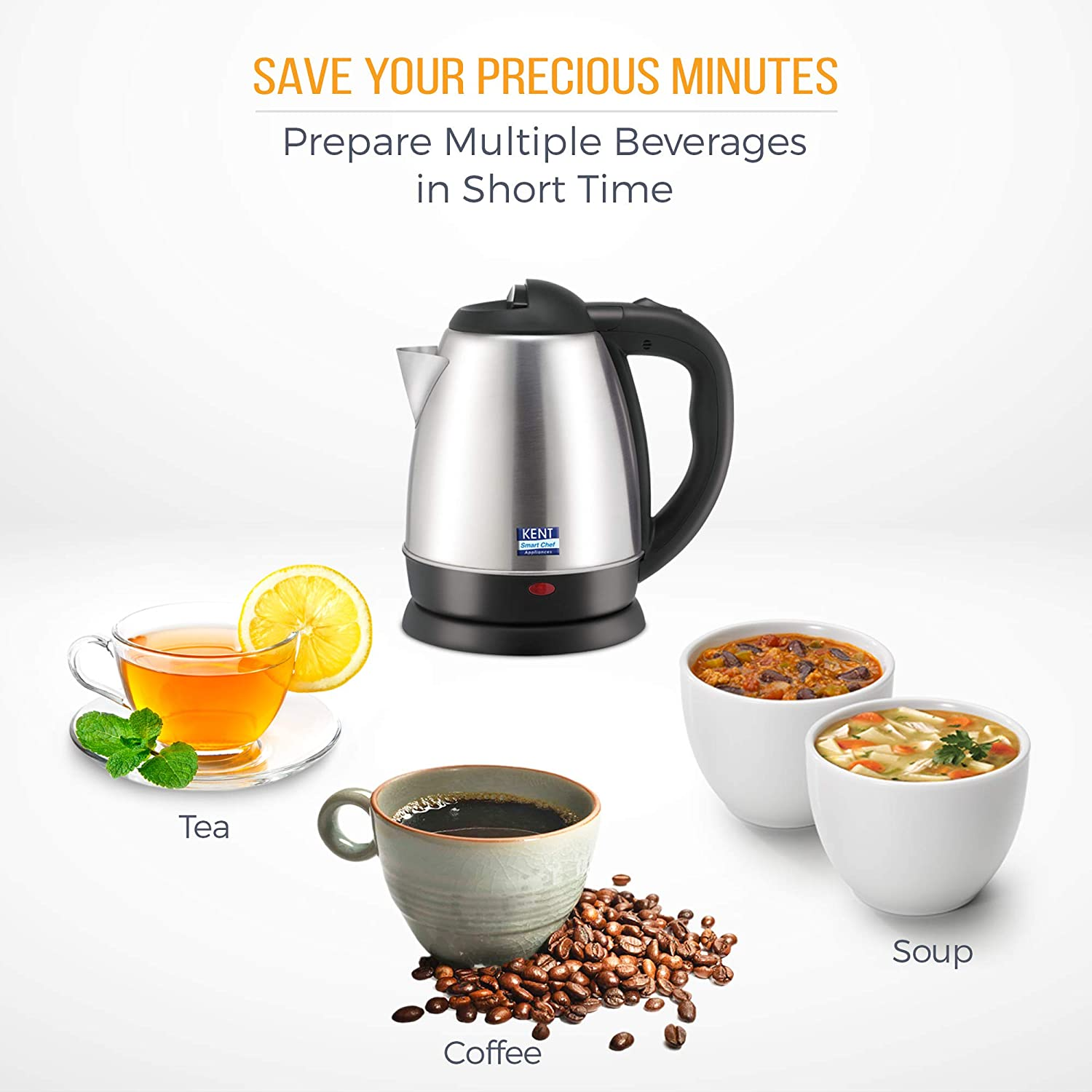 Best Electric Kettle in India Price for Water Tea Coffee Machine