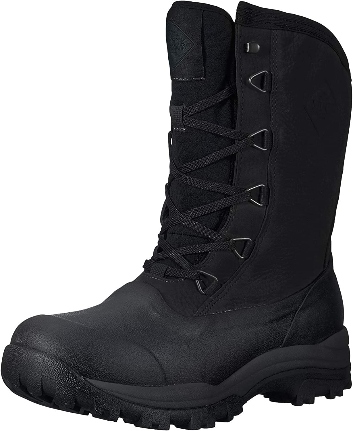 Muck Boots Mail order NEW before selling Arctic Outpost Mid-Height Leather Lace-Up Rubber Me