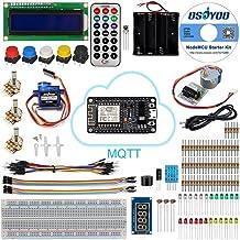 KOOKYE NodeMCU LUA Devkit IoT Starter Kit Based on ESP8266 Support WiFi mqtt and Arduino IDE