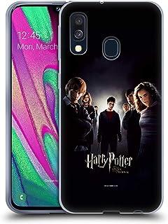 Officiel Harry Potter Fawkes Phoenix Creature Chamber Of Secrets II Coque en Gel molle pour Samsung Galaxy J4