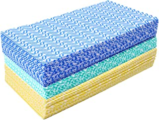JEBBLAS Cleaning Towels Dish Towels and Dish Cloths Reusable Towels,Handy Cleaning Wipes, Great Dish Towel, Disposable, Ab...
