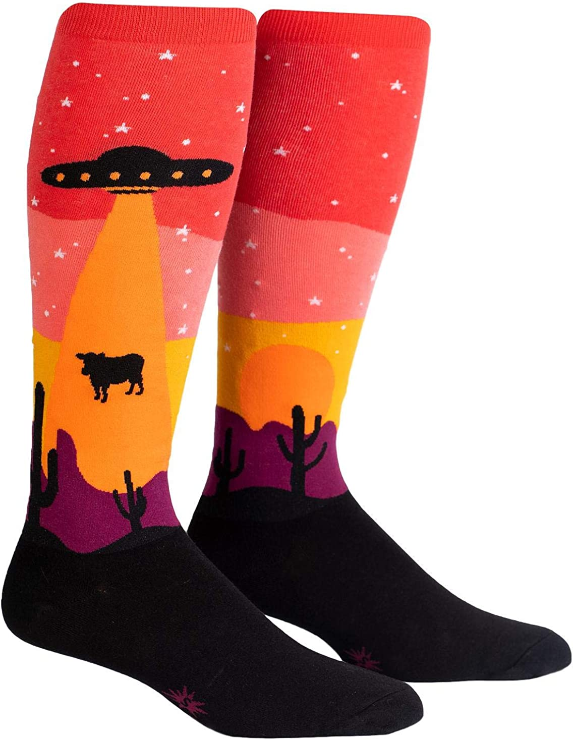 Sock It To Me Wide-Calf High Stretch Very popular Knee Max 80% OFF Socks