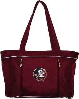 Florida State University FSU Seminoles Diaper Bag with Changing Pad