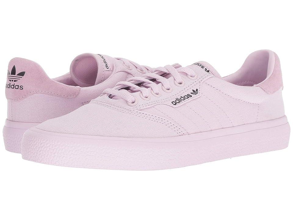 Image of adidas Skateboarding 3MC (Aero Pink/Aero Pink/Black) Men's Skate Shoes