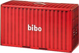 防災備蓄セットbibo(ビーボ) 3ユニット コンテナボックス入 男性用&女性用
