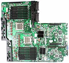 Dell PowerEdge R805 NVIDIA MCP55Pro + IO-55 Chipset DDR2 SDRAM 16 Memory Slots SATA Embedded ATI ES1000 Graphics 2 USB Ports MotherBoard D118K 0D118K CN-0D118K JY188 DAS66MB2AC0
