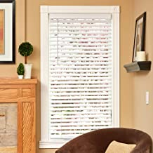 Best white matchstick blinds Reviews