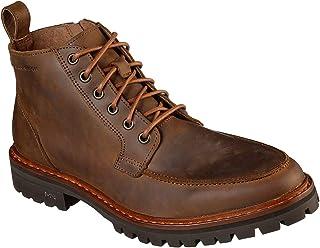 حذاء Skechers 68327 CDB Mark Nason Syracuse - Drifter Boot جلد مخيط بارتفاع الكاحل