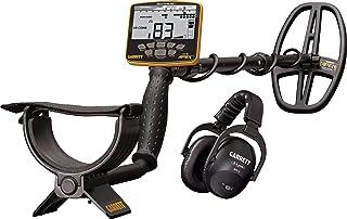 "Garrett ACE Apex Metal Detector with 6x11"" DD Multi-Flex Viper Searchcoil and MS-3 Z-Lynk Wireless Headphones, 20kHz"