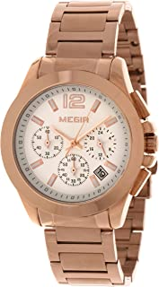 Megir Gents Wrist Watch