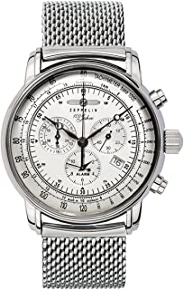 GRAF Zeppelin Chronograph and Alarm Watch