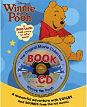 Disney Winnie the Pooh The Original Movie Collection (CD) (Disney Book & CD)