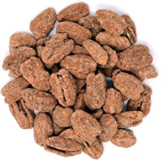 Anna and Sarah Cinnamon Pecans in Resealable Bag, 3 Lbs