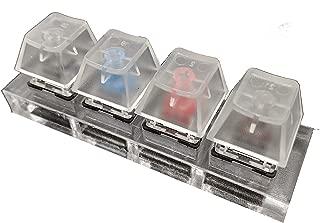 Mechanical Gaming Keyboard Keyswitches Tester - Switch Testing Tool (Gateron (x4))