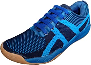 wrooker Non Marking Badminton Shoes for Men