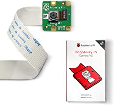 LABISTS Raspberry Pi Camera V2 Webcam RPI Camera Module Official IMX219 8-megapixel Sensor