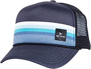 Rip Curl Boys' Rapture Trucker-Groms Hat, Teal, One size
